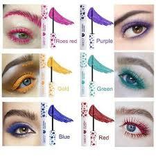 <b>1Pc</b> Waterproof 4D <b>Silk Fiber</b> Mascara Long Lasting Curling <b>Eyelash</b> ...