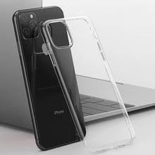 Прозрачный мягкий гибкий чехол из <b>ТПУ для Apple</b> iPhone 11 Pro ...