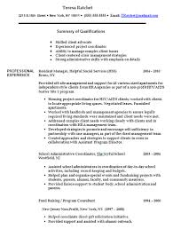 targeted resume template opptenco targeted resume examples