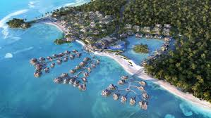 first look at a caribbean sensation viceroy hotel group s overwater villas at viceroy bocas del toro