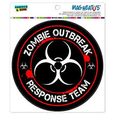 Graphics and More Zombie Outbreak Response Team ... - Amazon.com