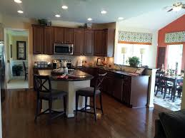 Wood Floor Kitchen Kitchens With Wood Floors And Cabinets Cabinet Pabburi