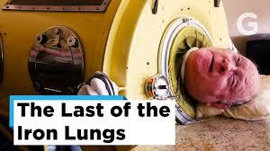 The Last Few Polio Survivors – Last of the Iron Lungs | Gizmodo ...