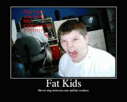 Funny Fat Kid Pictures | Kappit via Relatably.com