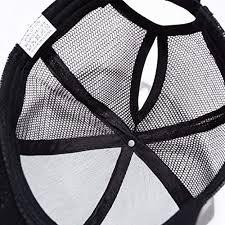 Baoblaze <b>Unisex</b> Summer Fashion Mesh Ponytail <b>Baseball Cap</b> ...