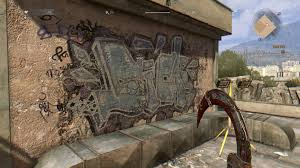 good job the graffiti dying light kotaku good job the graffiti dying light