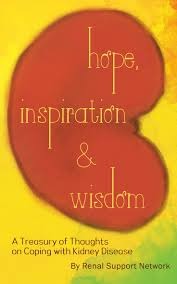 best images about love your kidneys celebrate national kidney month rsn s commemorative essay book hope inspiration wisdom