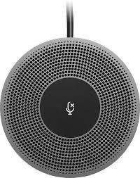 <b>Микрофон Logitech</b> MeetUp, 989-000405, <b>проводной</b>, USB, 6 м ...
