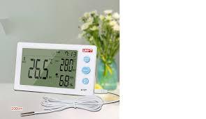 <b>UNI</b>-<b>T A12T Digital</b> Thermometer-10-50 (14~122F) Hygrometer ...