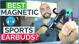 Best <b>Magnetic</b> Bluetooth <b>Earbuds</b>? - VAVA MOOV 28 <b>Wireless</b> ...