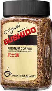 <b>Кофе растворимый BUSHIDO</b> Original <b>сублимированный</b> ст/б ...