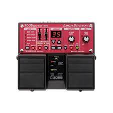 <b>Гитарный процессор BOSS</b> RC-30