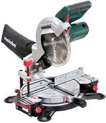Купить Торцовочная <b>пила METABO KS</b> 216 M Lasercut в интернет ...