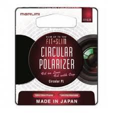 Купить <b>Светофильтр Marumi FIT</b>+<b>SLIM Circular</b> PL 58mm - в ...