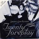 Twenty Foreplay [Import CD Maxi-Single] album by Janet Jackson