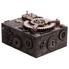 <b>Шкатулка с секретом Gearbox</b>, большая (артикул 7771) - Проект ...