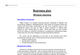 how to start a business essay business plan essay business plan window cleaning   a level business studies   marked
