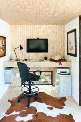 pc desks for home 92 square foot backyard office example of a mid sized minimalist basic office desk
