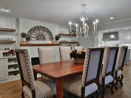 The Brick Dining Room Furniture Antique French Country Chandelier For Rustic Dining Room With