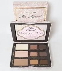 Too Faced Cosmetics, Natural Eye, Neutral Eye ... - Amazon.com