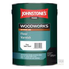 <b>Johnstone's</b> Floor Varnish <b>Лак</b> для древесины