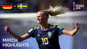 Germany v Sweden - FIFA <b>Women's</b> World Cup France <b>2019</b> ...