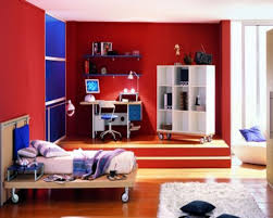 awesome home study room red boys bedroom ideas biege study twin kids study room