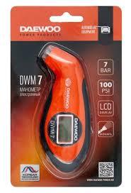 Купить <b>Цифровой манометр Daewoo</b> DWM7 по низкой цене с ...