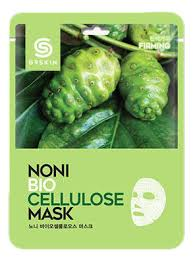 <b>Маска</b> для лица <b>тканевая с</b> экстрактом нони G9 Skin Noni Bio ...