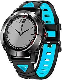 <b>G01</b> GPS <b>Smart Watch</b> Men IP68 Waterproof Blood Pressure ...
