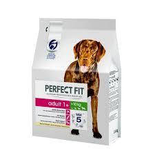 Сухой корм для собак <b>Perfect Fit Adult</b> Maxi с курицей 2,6 кг купить ...