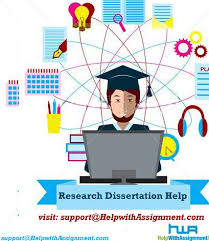 Research Dissertation Writing Services   HelpwithAssignment research dissertation service experts are all PhD holders and esteemed