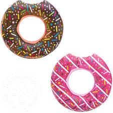 Купить <b>Круг</b> для плавания <b>Bestway</b> Пончик 107см с доставкой на ...
