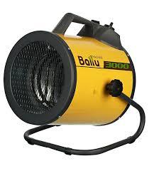 <b>Пушка тепловая электрическая Ballu</b> BHP-P2-3 3 кВт — купить в ...