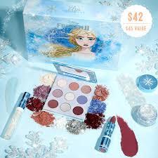 <b>Elsa</b> Eyeshadow Palette - Cool-toned Shades | ColourPop