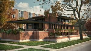 Flora talks on Wright    s  quot Robie House quot    R ticism to    Flora talks on Wright    s  quot Robie House quot