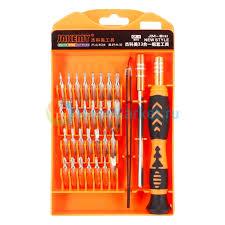 <b>Набор</b> инструментов <b>Jakemy JM</b>-<b>8111</b> (33 в 1) купить с доставкой