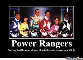 The Power Rangers by recyclebin - Meme Center via Relatably.com