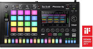 <b>TORAIZ SP-16</b> Профессиональный семплер (black) - <b>Pioneer</b> DJ