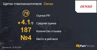 Отзывы о <b>щетках стеклоочистителя Denso</b>: Оценки, Рейтинги ...