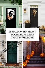 love halloween window decor: halloween front door decor ideas that youll love cover