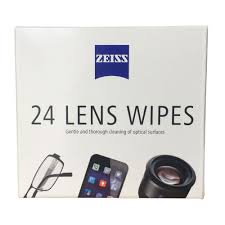 <b>Zeiss Lens</b> Cleaning Wipes for Optical Surfaces - Multibuy | eBay