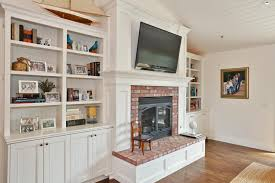 cape cod collegiate love the couch for living room built in shelf regarding incredible living room built living room
