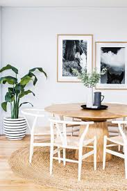hand carved dining table timeless interior designer: home of owners of property styling business bowerbird interiors bowerbirdinterior styling by tahnee carroll