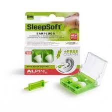 Беруши Alpine SleepSoft With Minigrip купить в Санкт-Петербурге ...