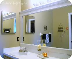 wood bathroom mirror digihome weathered: large framed mirrors for bathrooms digihome