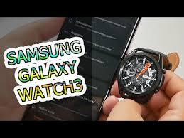 Видео на канале: ОБЗОР | <b>Умные часы Samsung</b> Galaxy Watch 3 ...