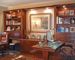 custom hardwood built in furniture traditional home office built office furniture