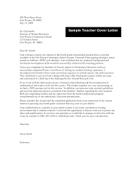 cover letter as a teacher assistant volunteer teaching assistant cover letter