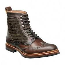 <b>H by Hudson</b> Anderson Leather Wingtip <b>Boots</b>   Bloomingdale's ...